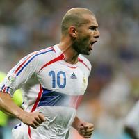 Zinedine Zidane foto