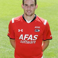 Vincent Janssen during the team photocall of AZ Alkmaar on July 17, 2015 at Afas Stadium in Alkmaar, The Netherlands