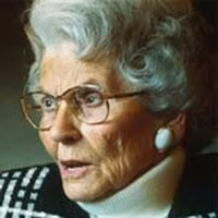Mary Whitehouse foto